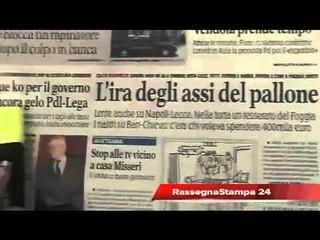 Leccenews24 Notizie dal Salento: rassegna stampa 9 Giugno