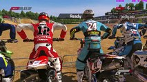 MXGP Best Dirt bike game play on Nvidia GT740M the sequel to toy dirt bike x games by aard