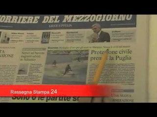Leccenews24 notizie dal Salento in tempo reale Rassegna Stampa 10 Giugno