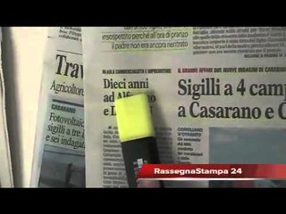 Leccenews24 Notizie dal Salento: rassegna stampa 1 Giugno