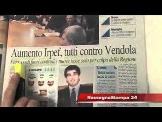 Leccenews24 Notizie dal Salento: rassegna stampa 3 Giugno