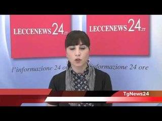 Tg 6 Giugno Leccenews24 politica, cronaca, sport, l'informazione 24 ore.