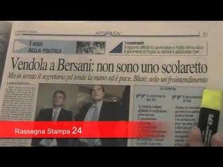 Leccenews24 notizie dal Salento in tempo reale Rassegna Stampa 7 Giugno