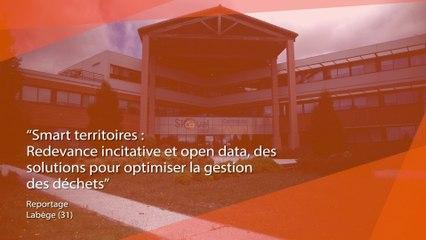 Dossier Smart Territoires : Redevance incitative et open data, des solutions pour optimiser la gestion des déchets