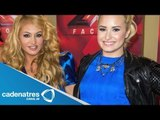 Demi Lovato quiere hacer dueto con Paulina Rubio / Demi Lovato wants to duet with Paulina Rubio