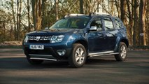 Review car - Dacia Duster 2018 SUV review  Mat Watson Reviews