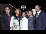 Will Smith family, Jaden Smith, Willow Smith, Trey Smith Then and Now