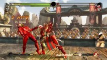 Mortal Kombat Komplete Edition Shao Kahn MK2 & Goro MK1 Costume Tag Ladder 4K Gameplay Pla