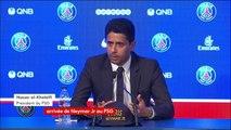 """Nasser Al-Khelaïfi : """"c'est bien nous qui avons payé la clause libératoire de Neymar"""""""