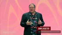 Car Review - Detroit Auto Show was inspiration for Pixar's Cars, says John Lasseter