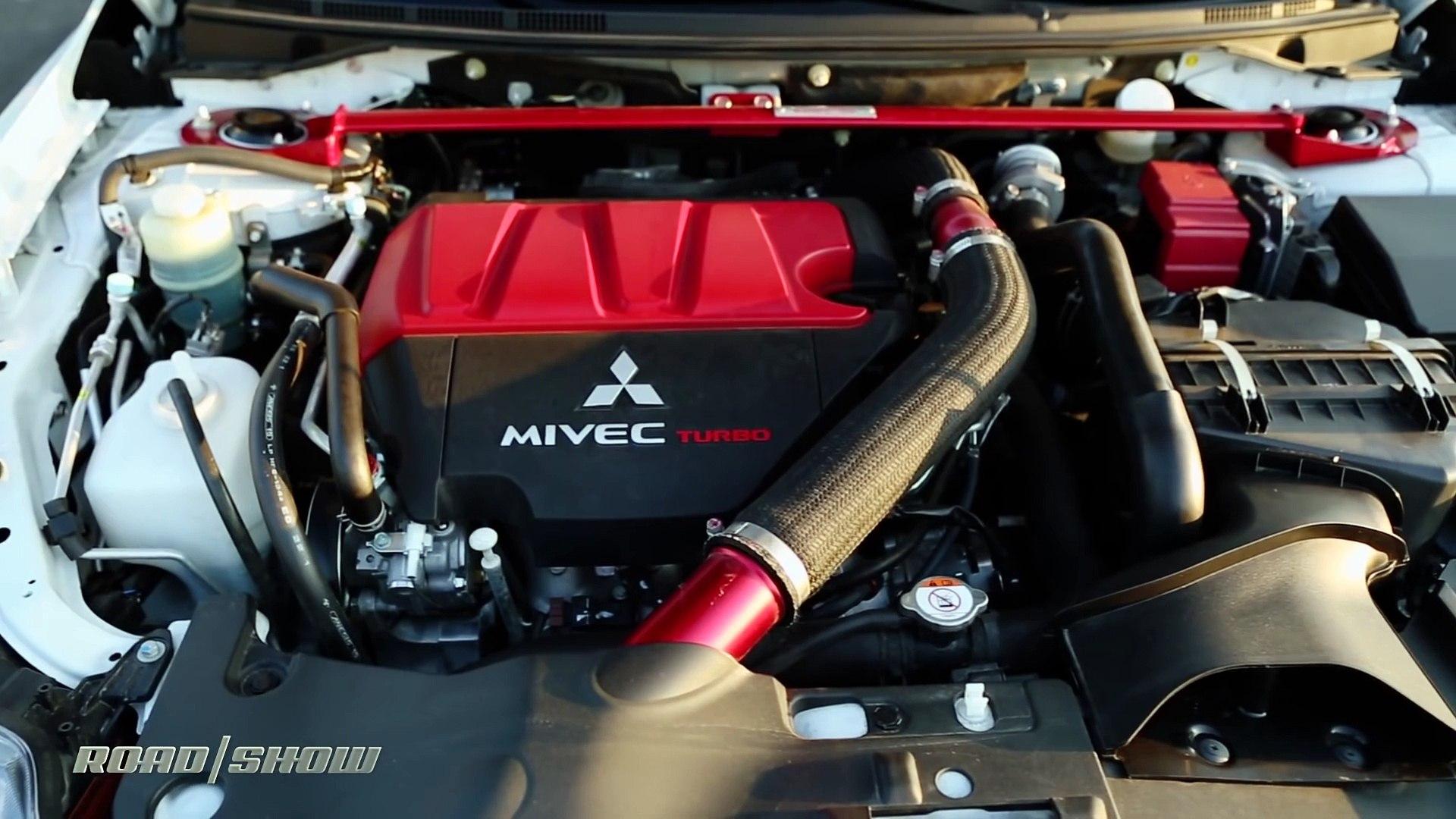 Car Review - Mitsubishi saves the best Lancer Evolution for last