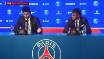 Neymar PSG Press Conference Part 2 (1)Neymar PSGプレスカンファレンスパート2