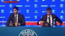 Neymar PSG Press Conference Part 3-Neymar PSGプレスカンファレンスパート3