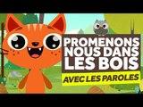 Promenons-Nous Dans Les Bois (avec les paroles) - Comptines pour Bébé - Le Monde Des Zibous