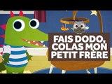 Fais Dodo, Colas Mon Petit Frère - Comptines pour Bébé - Le Monde Des Zibous