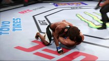 UFC Fight Night Salt Lake City Yair Rodriguez vs. Alex Caceres PREDICTIONS #PS4