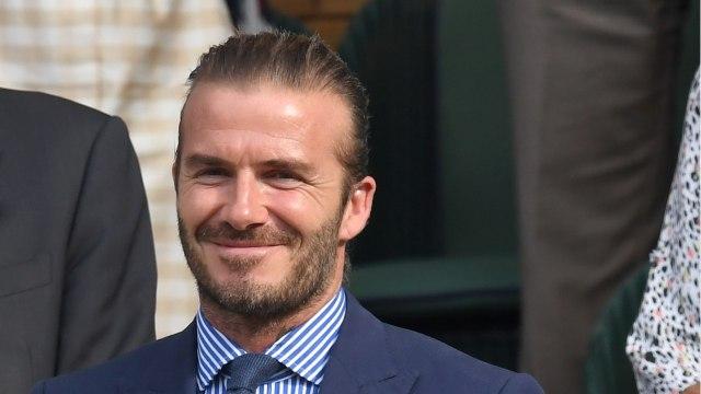 David Beckham Revela 'Spoilers' De 'Game Of Thrones'
