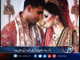 Boxer Amir Khan and Faryal Makhdoom separated with each other