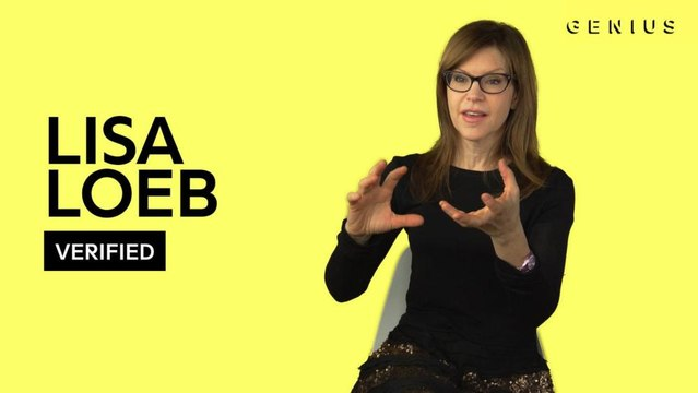 Lisa Loeb Breaks Down