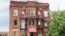 Appartement détruire domicile maison les intrus farceurs châtiment Imprudent les murs  