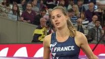 Mondiaux d'athlétisme : Ninon Guillon-Romarin s'arrête à 4m35 à la perche