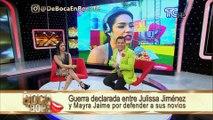Part 2 - En vivo Mayra Jaime responde a declaraciones de Ricardo Delgado