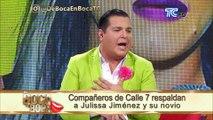 Part 3 - En vivo Mayra Jaime responde a declaraciones de Ricardo Delgado