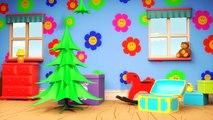 Navidad colores para Niños alegre noche regalos silencio árbol televisión Binkie sno