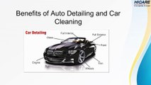 Benefits of Auto Detailing and Car Cleaning