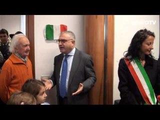IcaroTv. In Prefettura inaugurato lo Spazio Gualtieri