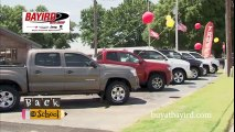Sales Tax Paid SUVs Searcy AR | Bayird Auto Group Sales Tax Paid Event Jonesboro AR