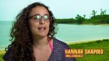 Participante Survivor 33 Millennials vs. Gen X Hannah Shapiro