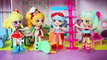 HAPPY PLACES _ SHOPKINS _ Spring Has Sprung! The Big Clean Up! ,Cartoons animated anime Tv series movies 2018