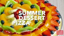 Mouthwatering Fruit Pizza