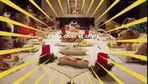 Le repas des chiens et des chats (vidéo comique )