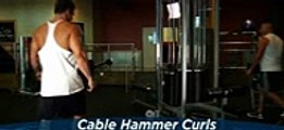Bodybuilding(Cable Hammer Curls,bicep exercises, bicep workouts) -, tv 2017 & 2018
