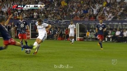 Highlight: MLS All Stars 1-1 Real Madrid (2-4 pen)
