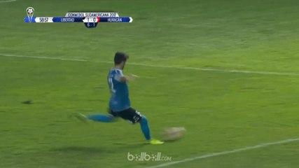 Highlight: Libertad 2-0 Huracan