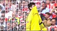 Full penalties  Arsenal(4)1-1(2) Chelsea 06.08.2017 FA Community Shield 720