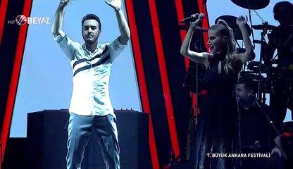 Mustafa Ceceli - İrem Derici / 7. Büyük Ankara Festivali 4 Ağustos 2017