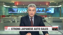 Japanese auto brands topped imported car sales in Korea in July