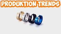 Best Jstyle Stainless Steel Black Unique Small Hoop Earrings for Men 4 Pairs Huggie E Revi
