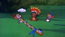 Tom and Jerry Cartoon, 13 Episode - Two Little Indians (1953) - Tom and Jerry English Episodes