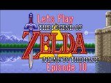 Lets Play - The Legend of Zelda - A Link to the Past - Episode 10 - Village of Outcasts