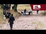 Suman 19 cuerpos encontrados en fosas clandestinas de Morelos / Titulares con Vianey Esquinca