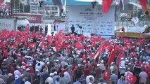 """Cumhurbaşkanı Erdoğan: """"Bölücü Örgütü, Suriye ve Irak'ta da Asla Rahat Bırakmayacağız"""""""
