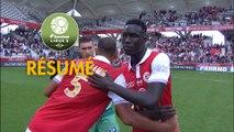 Stade de Reims - US Orléans (2-0)  - Résumé - (REIMS-USO) / 2017-18
