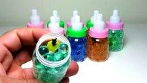 Perles bulle méprisable guppys moi moi souris jouets vidéo eau Orbeez surprise, El Chavo minnie