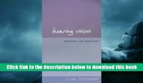 Popular Book  Hearing Voices : Contesting the Voice of Reason  For Trial
