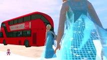 Un et un à un un à autobus gelé foudre garderie sur rimes le le le le la roues Elsa anna mcqueen superheroschool
